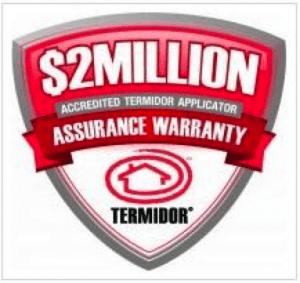 termidor warranty